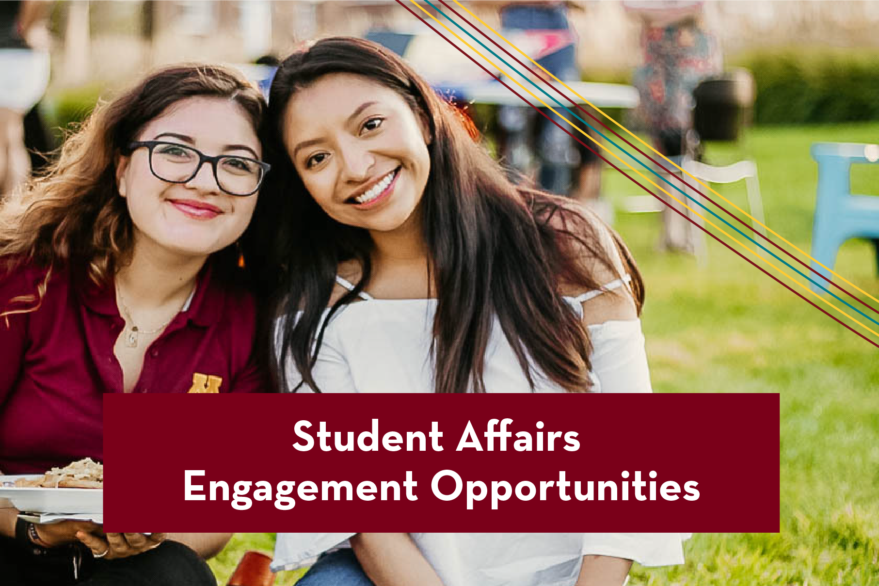 student affairs engagement opportunities
